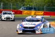 Ward Sluys - Frédérique Jonckheere - JR Motorsport - BMW M4 Silhouette - Supercar Challenge - Spa Euro Race - Circuit Spa-Francorchamps