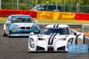 Roelant de Waard - Radical Benelux - Radical RXC Turbo - Supercar Challenge - Spa Euro Race - Circuit Spa-Francorchamps