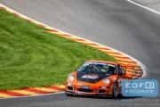 Aart Bosman - ABW Racing - Porsche 997 GT3 - Supercar Challenge - Spa Euro Race - Circuit Spa-Francorchamps