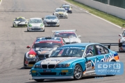 Start - Ronald van Loon - BlueBerry Racing - BMW E46 M3 - Supercar Challenge - Spa Euro Race - Circuit Spa-Francorchamps