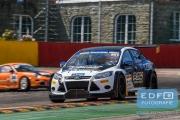Keith Kassulke - MARC Cars Australia - Ford Focus 5Ltr V8 - Supercar Challenge - Spa Euro Race - Circuit Spa-Francorchamps