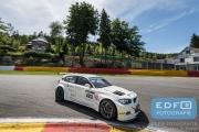 Dennis de Groot - Marth de Graaf - JR Motorsport - BMW 132 GTR - Supercar Challenge - Spa Euro Race - Circuit Spa-Francorchamps