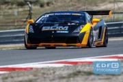 Simon Atkinson - Lamborghini Gallardo - Backdraft Motorsport - Supercar Challenge DTM - Circuit Park Zandvoort