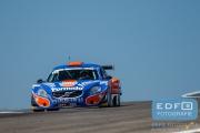 Max Koebolt - Pol Stoffel - Volvo S60 V8 - Day-V-Tec - Supercar Challenge DTM - Circuit Park Zandvoort