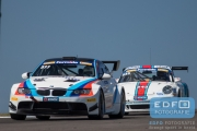 Ruud Olij - BMW M3 V8 - Olij Racing - Daan Meijer - Porsche 997 GT3 Cup - Lammertink Racing - Supercar Challenge DTM - Circuit Park Zandvoort