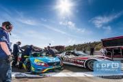 Henry Zumbrink - Volvo S60 V8 - Milan Dontje - Ferdinand Kool - Corvette GT4 - Day-V-Tec - Supercar Challenge DTM - Circuit Park Zandvoort