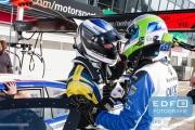 Ward Sluys - Frédérique Jonckheere - BMW M4 Silhouette - JR Motosport - Supercar Challenge DTM - Circuit Park Zandvoort