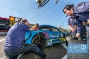 Henry Zumbrink - Volvo S60 V8 - Volve Reede Racing by Day-V-Tec - Supercar Challenge DTM - Circuit Park Zandvoort