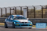 Ronald van Loon - BMW E46 M3 - BlueBerry Racing - Supercar Challenge DTM - Circuit Park Zandvoort