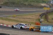 Ward Sluys - Frédérique Jonckheere - BMW M4 Silhouette - JR Motorsport - Simon Atkinson - Lamborghini Gallardo - Backdraft Motorsport - Supercar Challenge DTM - Circuit Park Zandvoort