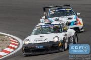 Patrick Lamster - Donald Molenaar - Porsche 997 Cup - Euroseal / EMG Motorsport - Supercar Challenge DTM - Circuit Park Zandvoort