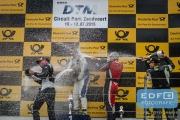 Podium Super GT Race 2 - Supercar Challenge DTM - Circuit Park Zandvoort
