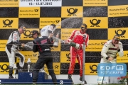 Podium GTB Race 2 - Supercar Challenge DTM - Circuit Park Zandvoort