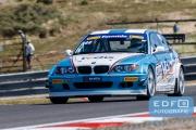 Ronald van Loon - BMW E46 M3 - BlueBerry Racing - Supercar Challenge DTM - Circuit Park Zandvoort
