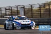 Ward Sluys - Frédérique Jonckheere - BMW M4 Silhouette - JR Motorsport - Supercar Challenge DTM - Circuit Park Zandvoort