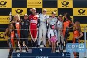 Podium Super GT - Kelvin Snoeks - Roger Grouwels - Henry Zumbrink - Jeffrey van Hooydonk - Nicolas van Dierendonck - Supercar Challenge DTM - Circuit Park Zandvoort