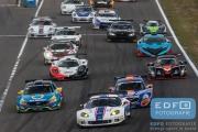 Start race 2 - Supercar Challenge DTM - Circuit Park Zandvoort