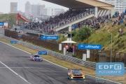 Roger Grouwels - Kelvin Snoeks - Dodge Viper GT3-R - Team RaceArt - Max Koebolt - Pol Stoffel - Volvo S60 V8 - Day-V-Tec - Supercar Challenge DTM - Circuit Park Zandvoort
