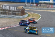 Roger Grouwels - Kelvin Snoeks - Dodge Viper GT3-R - Max Koebolt - Pol Stoffel - Henry Zumbrink - Volvo S60 V8 - Supercar Challenge DTM - Circuit Park Zandvoort