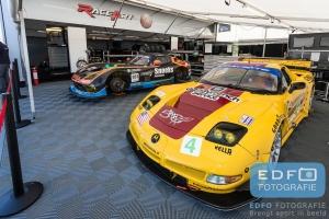 Team RaceArt - Chevrolet Corvette - Dodge Viper GT3-R - Supercar Challenge DTM - Circuit Park Zandvoort