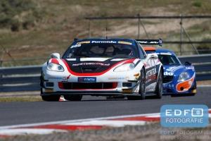 Milan Dontje - Ferdinand Kool - Corvette GT4 - Day-V-Tec - Supercar Challenge DTM - Circuit Park Zandvoort