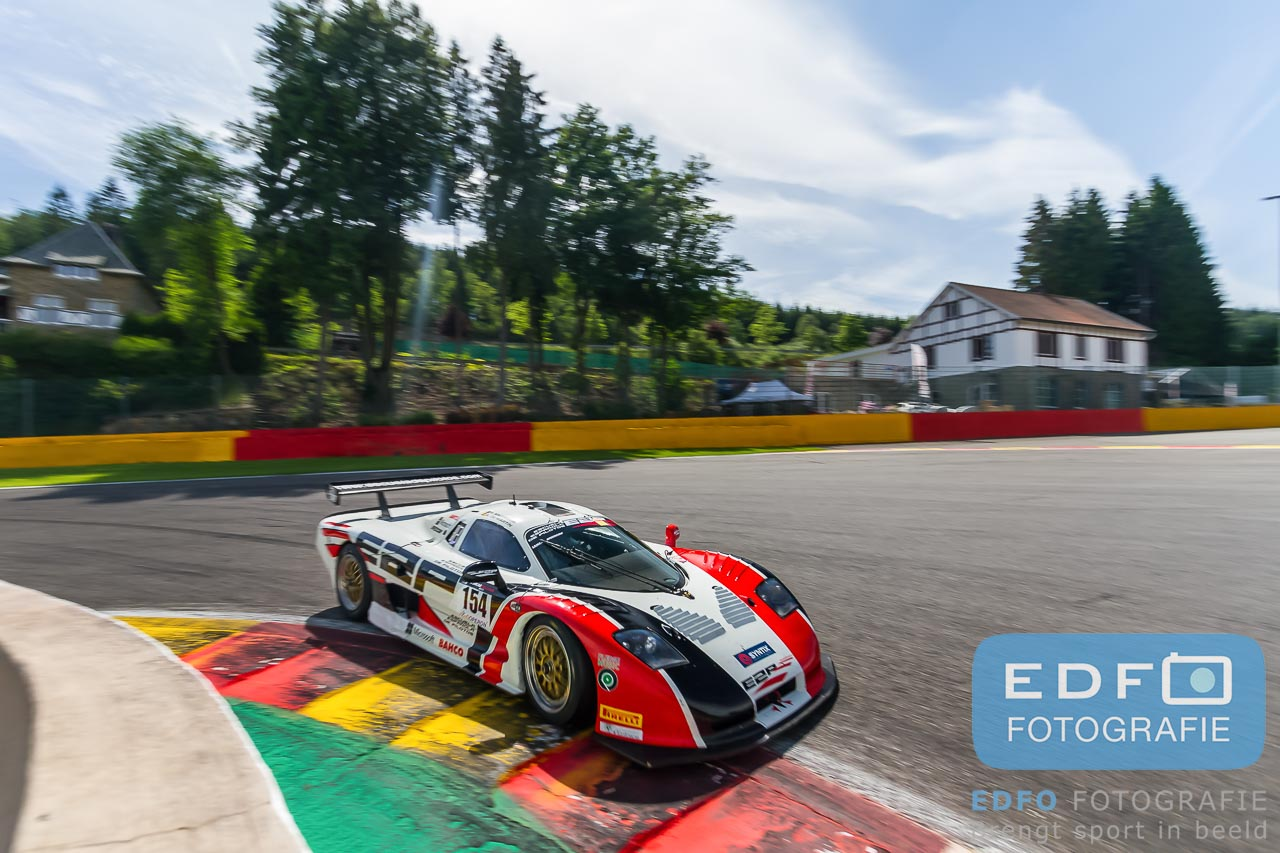 Supercar Challenge Spa Euro Race 2016 Circuit Spa