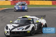 Carlijn Bergsma (NL) - Pieter de Jong (NL) - Lotus Exige - Van der Kooi Racing - 11 June 2016- Spa Euro Races 2016 - 3rd round of the Supercar Challenge powered by Pirelli 2016