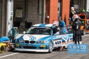 Ronald van Loon (NL) - Luuk van Loon (NL) - BMW E46 M3 - BlueBerry Racing - 10 June 2016- Spa Euro Races 2016 - 3rd round of the Supercar Challenge powered by Pirelli 2016