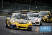Dirk Schulz (D) - Jean-Marc Schulz (D) - Porsche 997 Cup - Topper Team - 11 June 2016- Spa Euro Races 2016 - 3rd round of the Supercar Challenge powered by Pirelli 2016