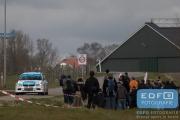 Johan Faes - Christiaan van der Rijsen - Mitsubishi Lancer EVO 9 - Tank S Rally 2015