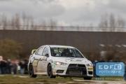 Martin van Iersel - Johan Schop - Mitsubishi Lancer EVO 10 R4 - Tank S Rally 2015