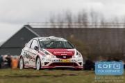 Ruurd Ochse - Jan Albert Bosscha - Honda Civic Type R R3 FN2 - Tank S Rally 2015