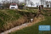 Maarten van der Heijden - Marcel Borkent - Peugeot 208 R2 - Tank S Rally 2015