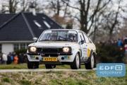 Harold Soetens - Hans Goudsmit - Opel Kadett GTE - Tank S Rally 2015
