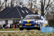 Edwin Wolves - Dennis Schuiterd - Opel Manta i200 - Tank S Rally 2015