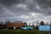 Roel van der Zanden - Ilse van de Sande - Nissan 350Z - Tank S Rally 2015
