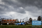 Gerard Tijink - Tim Rietveld - Nissan 350Z - Tank S Rally 2015