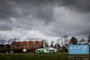 Henk Westerbeek - Radbout Mutsaers - Nissan 350Z - Tank S Rally 2015