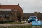 Kevin Kooijman -  Hans van Goor - Mitsubishi Lancer EVO 10 R4 - Tank S Rally 2015
