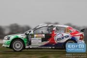 Will Bruins - Mark Schuitert - Opel Astra G CC Kitcar - Tank S Rally 2015