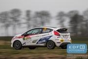 Gert-Jan Kobus - Martin Nortier - Ford Fiesta R2 - Tank S Rally 2015