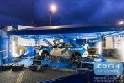 Johan Faes - Christiaan van der Rijssen - Mitsubishi Lancer EVO 9 - Tank S Rally 2015