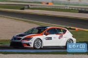 Lucile Cypriano - JSB Competition - SEAT Leon Cup Racer - TCR International Series - Circuit Ricardo Tormo Valencia
