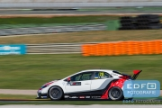Igor Skuz - West Coast Racing - Honda Civic TCR - TCR International Series - Circuit Ricardo Tormo Valencia