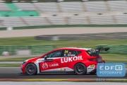 Pepe Oriola - Team-Craft Bamboo LUKOIL - SEAT Leon Cup Racer - TCR International Series - Circuit Ricardo Tormo Valencia