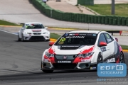 Gianni Morbidelli - West Coast Racing - Honda Civiv TCR - TCR International Series - Circuit Ricardo Tormo Valencia