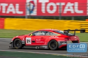 Harold Primat - Vincent Abril - Mike Parisi - Bentley Continental GT3 - Bentley Team HTP - Total 24 Hours of Spa