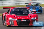 Rene Rast - Laurens Vanthoor - Markus Winkelhock - Audi R8 LMS - Audi Sport Team WRT - Total 24 Hours of Spa