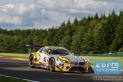 Dirk Werner - Augusto Farfus - Maxime Martin - BMW Z4 GT3 - BMW Sports Trophy Team Marc VDS - Total 24 Hours of Spa
