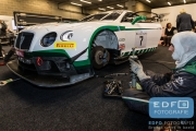 Guy Smith - Andy Meyrick - Steven Kane - Bentley Continental GT3 - Bentley M-Sport - Total 24 Hours of Spa